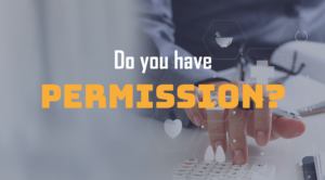 FCC Rules - Do you have written permission